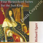 Four Harpsichord Suites