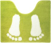 Sealskin Amy - Toiletmat - 50x60 cm - Lime