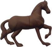 Paard Bruin - USB-stick - 8 GB