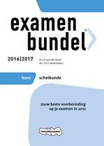 Examenbundel havo scheikunde 2016/2017