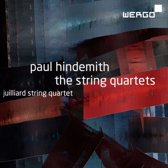 Paul Hindemith: The String Quartets