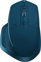 Logitech MX Master 2S - Draadloze Muis - Donkerblauw