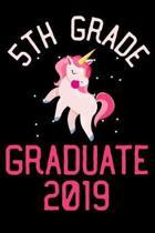 5th Grade Graduate 2019