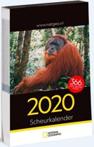 National Geographic Scheurkalender 2020