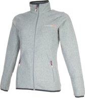 Malin Fleece  Sportjas -  - Vrouwen - grijs