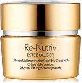 Estee Lauder Re-Nutriv Ultimate Lift Regenerating Youth Oogcrème - 15 ml