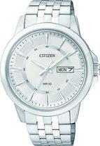 Citizen BF2011-51AE - Horloge - Staal - Zilverkleurig - Ø 41 mm