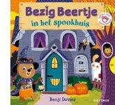 Boek cover Bezig Beertje 3 - Bezig Beertje In het spookhuis van Benji Davies