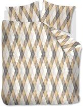 Beddinghouse Maine - Dekbedovertrek - Lits-jumeaux - 240x200/220 cm - Goud