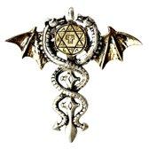Forbidden hanger Sacred Dragon Amulet