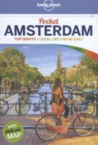 Lonely Planet Amsterdam Pocket Engels
