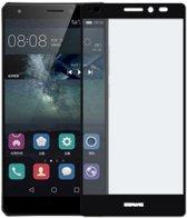 Teleplus Huawei P9 3D Full Shutdown Glass Screen Protector Black