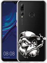 Huawei P Smart Plus 2019 Hoesje Gorilla Head