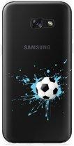 Galaxy A3 (2017) Hoesje Soccer Ball