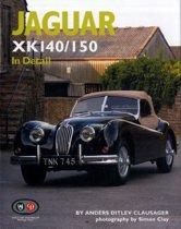 Jaguar XK140/150 in Detail