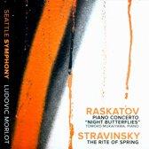 Piano Concerto; Night Butteflies; The Rite Of Spri