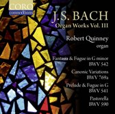 J.S. Bach Organ Works Vol.Iii