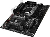 MSI Z170A GAMING PRO CARBON - Motherboard - ATX - LGA1151 Socket - Z170 - USB 3.1 Gen1, USB-C Gen2, USB 3.1 Gen2 - Gigabit LAN - onboard graphics (CPU required) - HD Audio (8-channel)