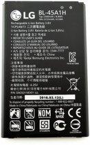 LG accu - vervangt originele batterij - voor LG K10 (2016 editie, K420N)