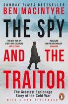 Boek cover The Spy and the Traitor van Ben Macintyre (Onbekend)