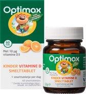 Optimax Kind Vitamine D - 60 tabletten
