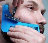 Baard kam - Baard accessoires - Baard scheren - Baard trimmen  - Underdog Tech