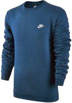 Nike - NSW Crew Fleece Club - Heren - maat L
