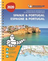 *ATLAS MICHELIN SPANJE & PORTUGAL 2020