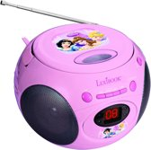 Lexibook RCD102DP Boombox Disney Princess