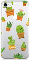 iPhone 7 Hoesje Happy Cactus