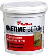 Red Devil onetime renovatiepasta / vulmiddel beton (1ltr)