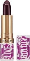 Revlon Lipstick Super Lustrous Live Boldly 061 Black Cherry