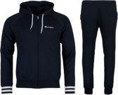 Champion Trainingspak - Maat S  - Mannen - navy/wit