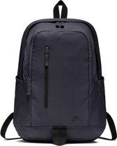 Nike Backpack - Unisex - blauw/ grijs