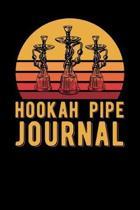Hookah Pipe Journal