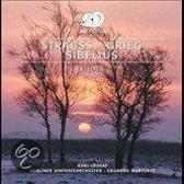 Songs by Strauss, Grieg & Sibelius