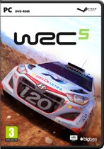 WRC 5 - World Rally Championship - PC