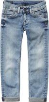 jongens Broek Pepe Jeans London Jongens Broek - Denim - Maat 104 8434341470949