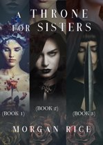 A Throne for Sisters (Books 1, 2, and 3)