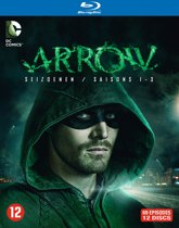 Arrow - Seizoen 1 t/m 3 (Blu-ray)