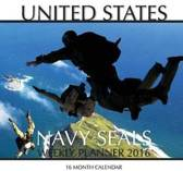 United States Navy Seals Weekly Planner 2016