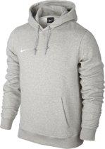 Nike Team Club Hooded  Sporttrui - Maat M  - Mannen - grijs