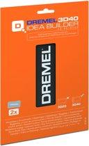 Dremel 2615BT02JA Bouwtape 3D-printmateriaal