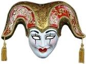 Venetiaans masker vrolijke joker