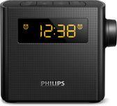 Philips AJ4300B - Wekkerradio - zwart