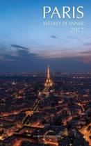 Paris Weekly Planner 2017