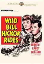 Wild Bill Hickok Rides (1942) (dvd)