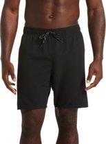 4c63b69317b179 Nike Swim 7 Volley Short Heren Zwembroek - Black - Maat XL