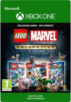 LEGO Marvel Collection - Xbox One Download