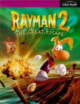 Rayman 2, The Great Escape - Windows